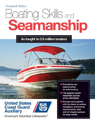 Boating Skills and Seamanship, 14th (Coast Boat)