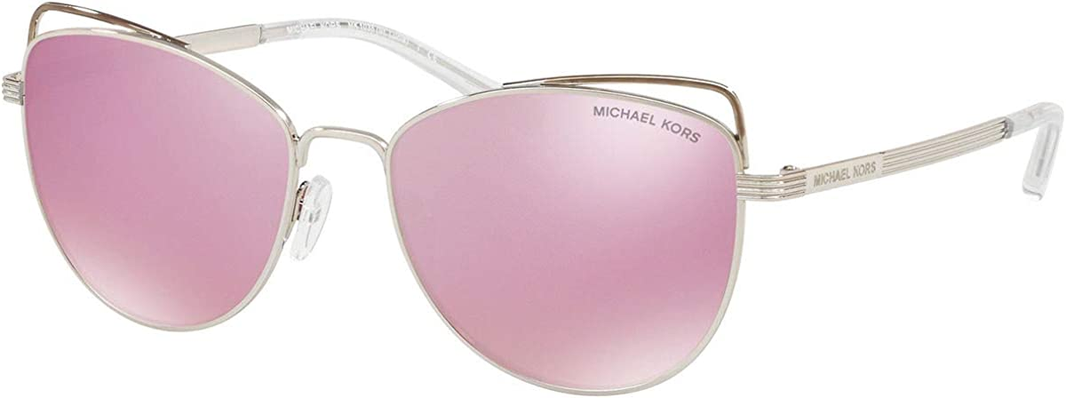 Eyeglasses Michael Kors MK 1035 11537V Silver, 55/17/140