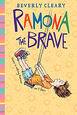 book cover of Ramona the Brave