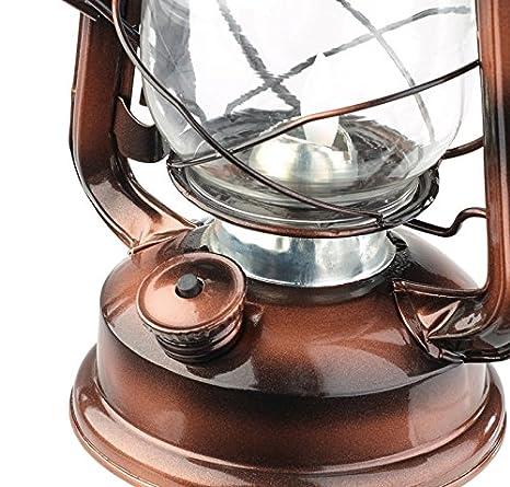Tempête À Effet Flamme Vacillante Bronzelunartec Lampe Led ikOPuXZ