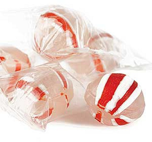 Cinnamon Flavored Candies - Washburn Wrapped Clove Balls ~ 2 Lbs ~ Old Fashioned Flavor