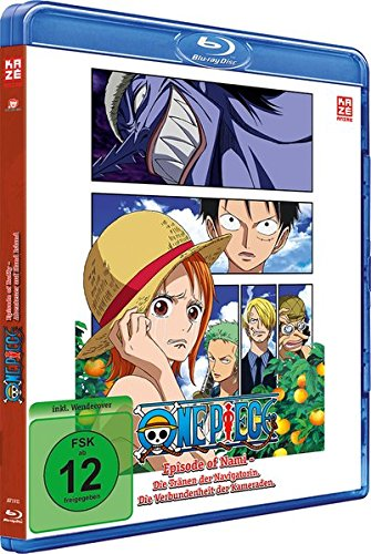 One Piece TV Special 2 - Episode of Nami - Blu-ray by