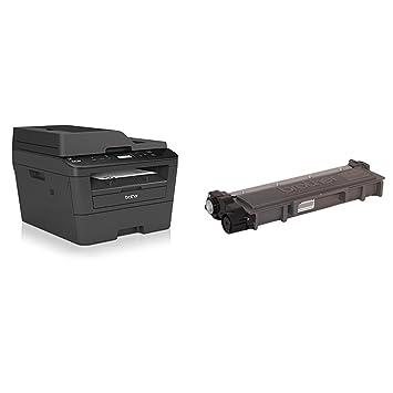Brother DCP-L2540DN - Impresora láser monocromo y TN2320 ...