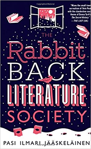 Image result for rabbit back literature society