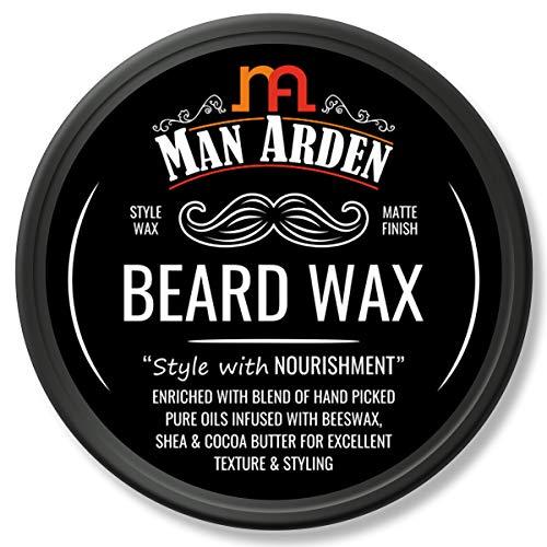 Man Arden Beard Wax Mustache