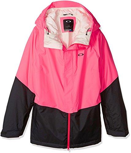 Oakley Showcase Bzi 2.0 Jacket, Neon Coral, Small