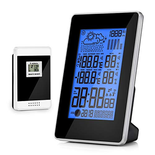 Magicook Digital Weather Station with Temperature