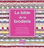 """Afficher """"La bible de la broderie"""""""