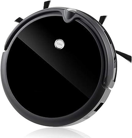 GZD Aspirador Robot Inteligente con Succión Fuerte, Carga Automática, Cámara HD, Robot De Función De Tanque De Agua para Fregona Seca Y Húmeda para El Hogar Y La Cocina: Amazon.es: Hogar