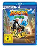 Monster und Aliens, 1 Blu-ray