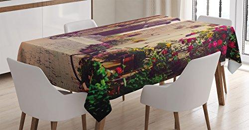 Tuscany Rectangular Table - 5