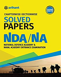 Buy lets crack nda exam national defence academy naval academy chapterwise sectionwise solved papers nda na malvernweather Gallery
