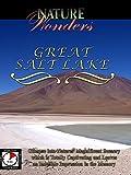 Nature Wonders - Great Salt Lake - USA