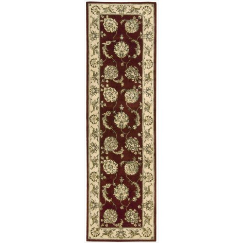 (Nourison Nourison 2000 (2022) Lacquer Runner Area Rug, 2-Feet 3-Inches by 8-Feet  (2'3