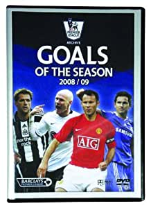 Premier League 2009 Goals Of The Season DVD