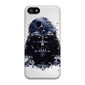 Aimeilimobile99 FtM2674UAfZ Cases For Iphone 5/5s With Nice Star Wars Darth Vader Artwork Appearance