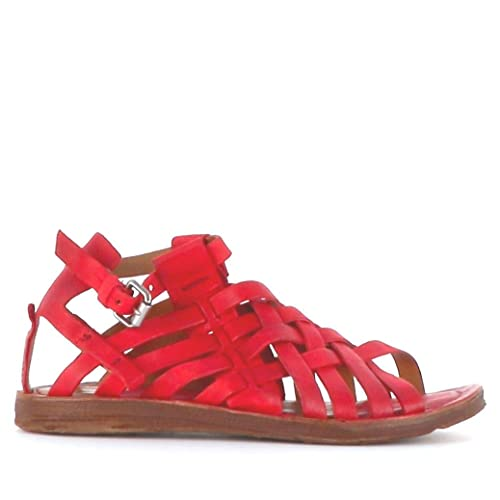 67767c4d66 A.S.98 Sandals Ramos 534076-102 Blood 41 Red: Amazon.co.uk: Shoes & Bags