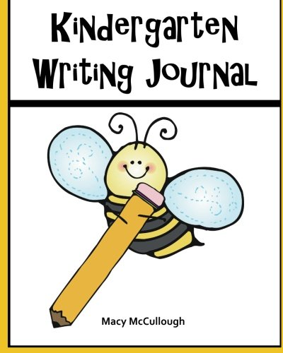 Kindergarten Writing Journal