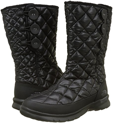 Shoes Black Thermoball Face Button Pearl smoked North The Black Walking W Nsx up Grey Tnf Women's shiny zAw8FqnW