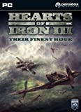 Hearts of Iron III: Their Finest Hour [Online Game Code]