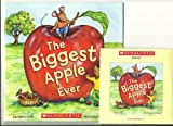 img - for The Biggest Apple Ever with Read Along Cd book / textbook / text book