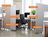Stand Up Desk Store ReFocus Acoustic Room Dividers