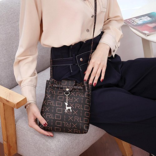 Bag Bag Bag Bag Women Leather Single Clearance Shoulder Handbags Female Ladies Halijack Small Boho Vintage Casual Summer Travel Purse Crossbody Flap Messenger Multicolora Sale Beach Bag zSHqww