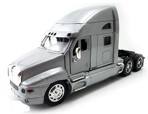 Scale Diecast Kenworth T2000 Trailer - 4