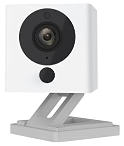 Wyze Cam 1080p HD Indoor Wireless Smart Home Camera with Night Vision, 2-Way Audio, Works with Alexa (Pack of 2)