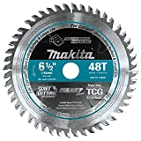 Makita A-98809 6-1/2'' 48T Carbide-Tipped Cordless Plunge Saw Blade