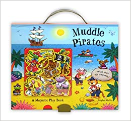 Book Muddle Pirates (Magnetic Play Book)