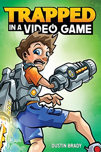 Halloween Crafts And Games For Second Graders (Trapped in a Video Game (Book)