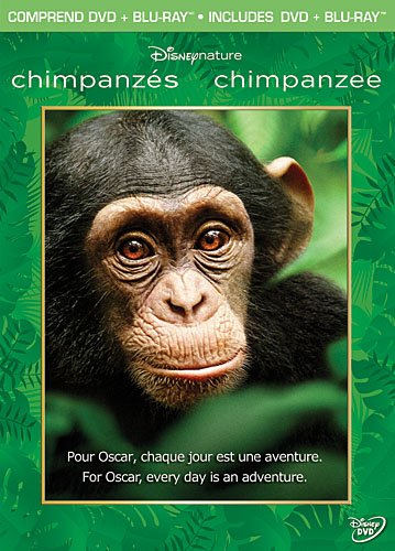 Disneynature: Chimpanzee [Blu-ray]
