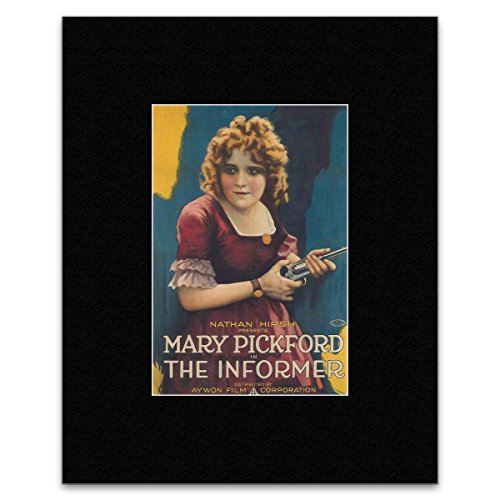 The Informer - Mary Pickford Mini Poster