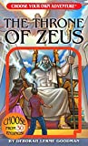 img - for The Throne of Zeus (Choose Your Own Adventure) (Choose Your Own Adventure: Lost Archives) book / textbook / text book