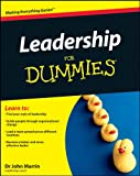 Leadership For Dummies (UK Edition)