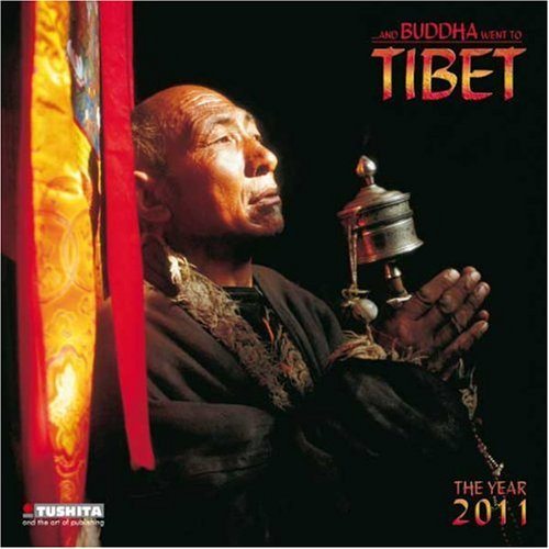 Tibet, Broschürenkalender 2011