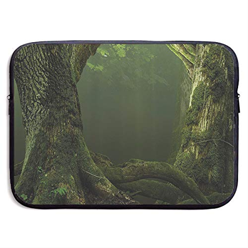 Huge Tree Trunks Laptop Sleeve Case Bag Cover For 13-15 Inch Notebook Computer