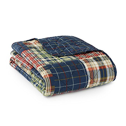 (Eddie Bauer 'Madrona' Quilted Throw)