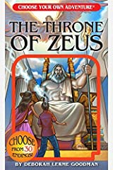 The Throne of Zeus (Choose Your Own Adventure) (Choose Your Own Adventure: Lost Archives) Paperback
