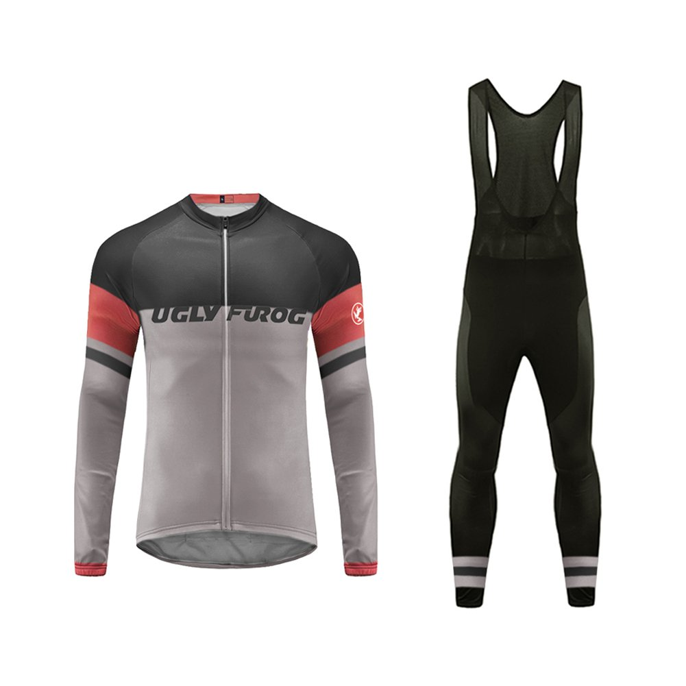 Uglyfrog 2017 Neue Herbst Herren Radsport Trikots Lange Ärmel Road Bike Kleidung cxhb11