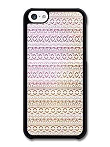 MMZ DIY PHONE CASEAMAF ? Accessories Aztec Mayan Pattern Original Art Illustration case for iphone 5/5s