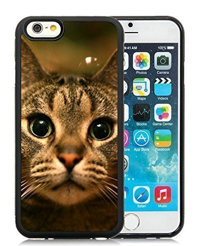 2014 New Style Case For iphone 6 plus 5.5 Cover Case,Christmas Cat Black Case For iphone 6 plus 5.5 Cover PC Case 12
