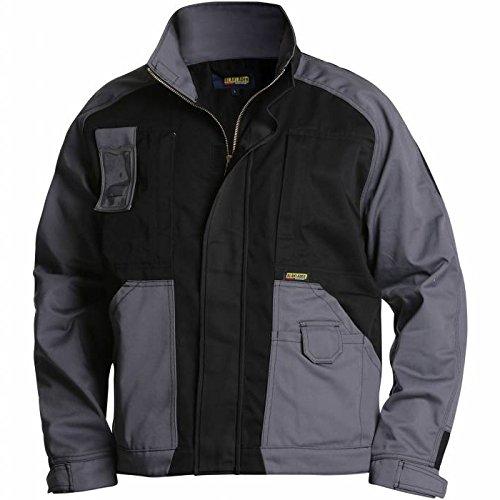 Blakläder 406318609994L Veste artisan Taille L Noir/Gris