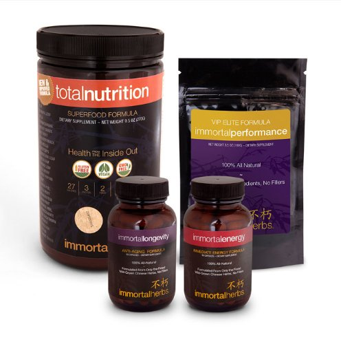 Ultimate Performance Supplement Pack: Improve Workouts, Increase Energy, Decrease Recovery Time for All Athletic Activties