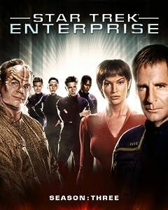Cover Image for 'Star Trek: Enterprise - Complete Third Season'