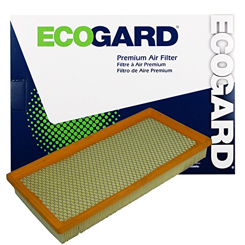 1998 Dodge Durango Engine (ECOGARD XA4372 Premium Engine Air Filter Fits Dodge Dakota, Ram 1500 / Jeep Cherokee / Dodge Durango, Ram 2500 / Jeep Comanche / Mitsubishi Raider / Ram Dakota / Dodge Ram 3500 / Jeep Wagoneer)