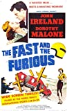The Fast And The Furious - 1955 - Movie Poster