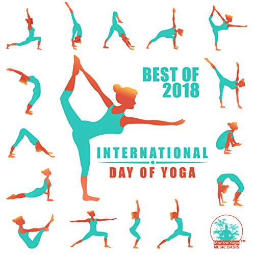 Best of 2018 International Day of Yoga: New Age Background ...