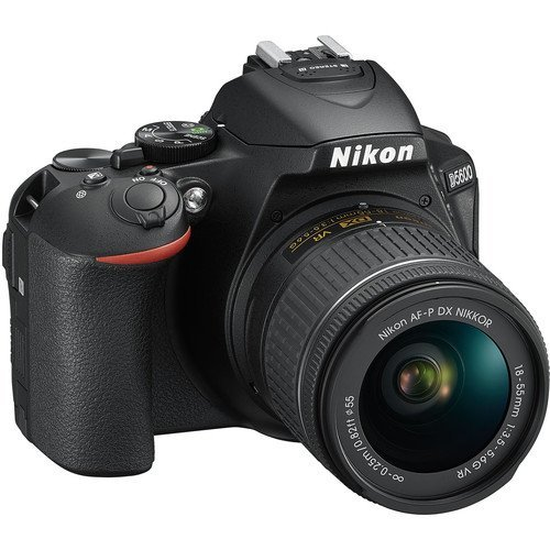 D5600 DX-Format Digital SLR w/AF-P DX NIKKOR 18-55mm f/3.5-5.6G VR (Format Digital Large)